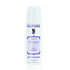 Dầu gội alfaparf milano Precious Nature phục hồi cho tóc hư tổn 250ml