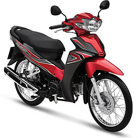Xe Honda Blade 2018 - Phanh Đĩa, Vành Nan Hoa