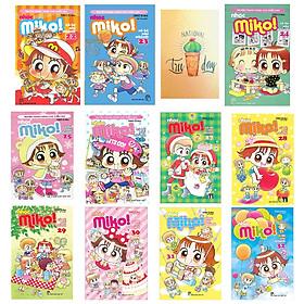 Combo Nhóc Miko! Cô Bé Nhí Nhảnh ( Tập 22-32)