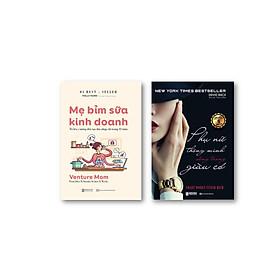 bộ sách Phụ nữ thông minh sống trong giàu có - Mẹ bỉm sữa kinh doanh