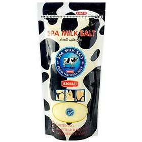 Muối Spa Lấy Da Chết Sữa Bò Argussy (300g)