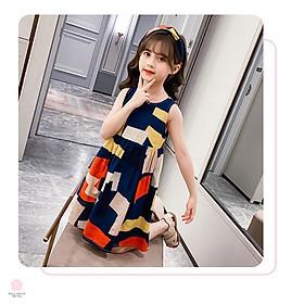 Váy bé gái 5 tuổi (3-12 tuổi) ️ Quần áo bé gái 10 tuổi ️ thời trang của bé gái