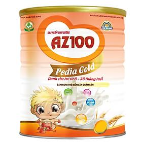 3 Hộp Sữa dinh dưỡng AZ 100 PEDIA GOLD 400G
