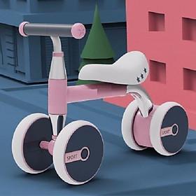 Xe thăng bằng, xe chòi chân 4 Bánh Mẫu 2021 bé từ 1-5 tuổi