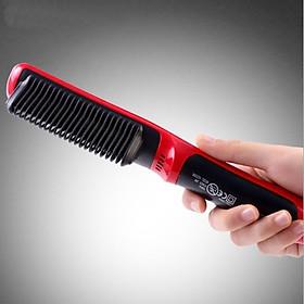 Lược duỗi tóc - chải thẳng tóc - duỗi cúp tóc - TM064