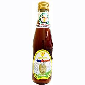 Mật ong Viethoney chai thủy tinh 300g