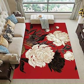 Thảm trải sàn, thảm lì Bali, thảm trang trí phòng khách