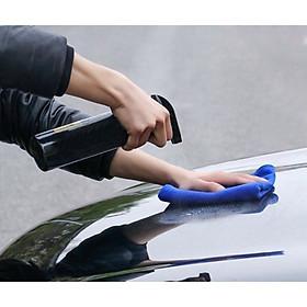 Nano phủ bóng chống trầy xước cho sơn xe ô tô