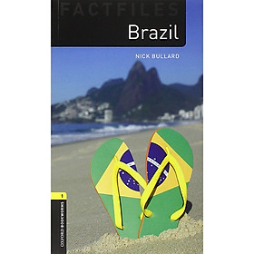 Oxford Bookworms Library (3 Ed.) 1: Brazil Factfile Mp3 Pack
