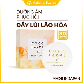 Kem Dưỡng Ẩm Chuyên Sâu Dành Cho Da Khô, Nhạy Cảm Cocolarme Moisture Cream (30g)