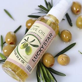 Dầu Olive nguyên chất Lucky Star