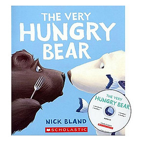 The Very Hungry Bear (Book + Audio CD Set)