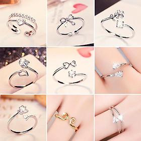 Nhẫn nữ thời trang siêu xinh cho bạn nữ