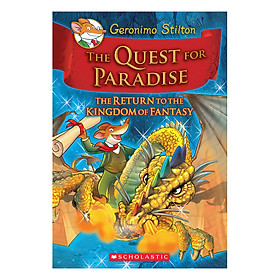 Kingdom Of Fantasy Book 02: The Quest For Paradise