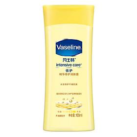 Sữa dưỡng thể Vaseline Moisturising Lotion 100ml (Lotion dưỡng thể / Lotion dưỡng ẩm cho cơ thể) (Giao hàng ngẫu nhiên mới và cũ đóng gói)