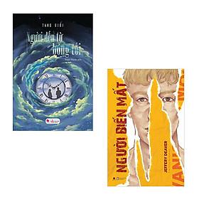 Bộ 2 cuốn sách trinh thám ly kì: Người Đến Từ Bóng Tối - Người Biến Mất