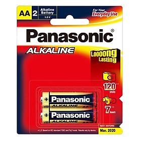 Pin AA Panasonic AKL LR6T/2B