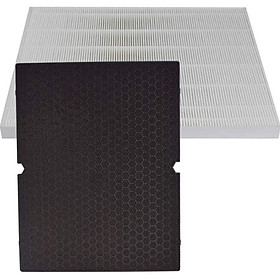 Hepa Filter+Honeycomb Mesh Replacement Filter for Winix 5500-2 Air Purifier