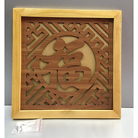Tấm chống ám khói cho ban thờ chung cư AN1354 - 41x41cm