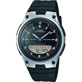 Đồng hồ nam dây nhựa Casio AW-80-1AVDF
