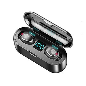 Tai Nghe Bluetooth Bluetoshita True Wireless AirBuds Tai Nghe Không Dây Âm Thanh Vòm 7.1 Super Bass BE89JJ Hàng Chính Hãng
