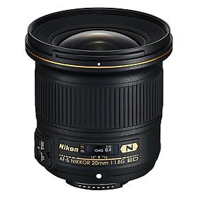 Ống Kính Nikon AF-S NIKKOR 20mm F/1.8G ED - Hàng Chính Hãng