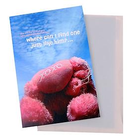 Thiệp tình yêu Tlive - love card 7014
