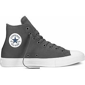 Giày Sneaker Unisex Converse Chuck Taylor All Star II 150147V -  Xám