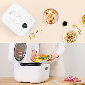 Xiaomi Mijia Electric Rice Cooker 5L Smart Home Alloy Cast Iron Heating Pressure Cooker Multicooker App Control Home
