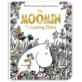 Sách Nhật Ký Tô Màu The Moomin Colouring Diary