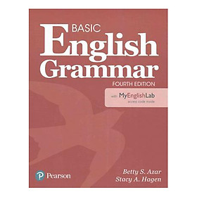 Basic English Grammar With Englishlab