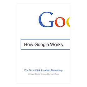 How Google Works - Paperback