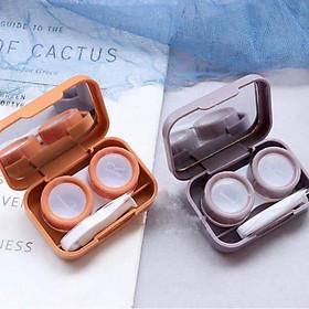 Case đựng lens Brunch ( giao ngẫu nhiên )
