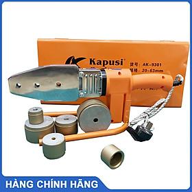 Máy hàn ống nhiệt PPR 20-63  Kapusi - Máy hàn nhiệt ống nước PPR chuyên dụng cho thợ điện nước