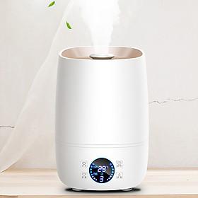 Máy phun sương tạo ẩm thông minh lọc khuẩn bằng ion bạc, kiểm soát lưu lượng nước, chế độ hẹn giờ và điều chỉnh độ ẩm thông minh- Hàng nhập khẩu