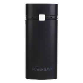 Hình đại diện sản phẩm Portable External USB 18650 Battery Charging Power Bank Charger Box Case Kit