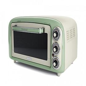 Lò nướng 18 lít  (Màu xanh lá cây) Ariete  MOD. 0979/04 - Hàng chính hãng