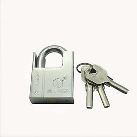 Khóa chống cắt chìa muỗng thép trằng không gỉ Eeli kích thước tùy chọn:
