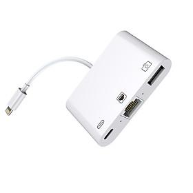 Cáp Chuyển Đổi Lightning To Lightning, RJ45 & USB 3.0