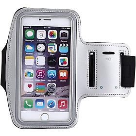 Đai đeo tay tập thể thao cho điện thoại iPhone Samsung Lumina 5.5 inch