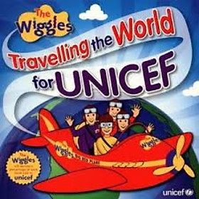 Travelling The World For UNICEF