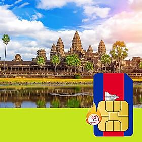 Sim 4G Campuchia