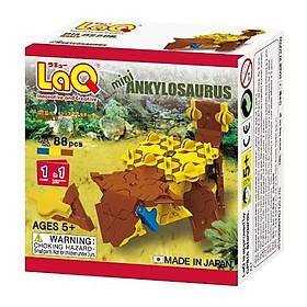 Đồ Chơi Đố Trí LaQ Dinosaur World Mini Ankylosaurus