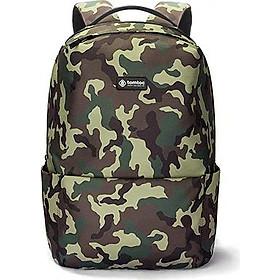 Balo Chống trộm Tomtoc (USA) Lightweight Camping Laptop  (PowerPortal và BottomArmor Support) Travel A72 - Hàng Chính Hãng