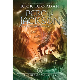 Percy Jackson and the Olympians - Book 2: The Sea of Monsters (Paperback)