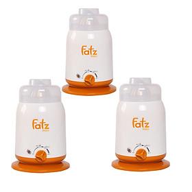 3 Máy hâm sữa và thức ăn cho bé  Fatz Baby FB3003SL  ( 3 chức năng )