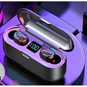 Tai Nghe Bluetooth Bluetoshita True Wireless AirBuds Tai Nghe Không Dây Âm Thanh Vòm 7.1 Super Bass BE89JA Hàng Chính Hãng