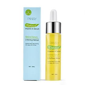 PANSLY 30ml Retinol Serum Vitamin A Serum Hydrate Rejuvenating Anti-aging Skin Firming