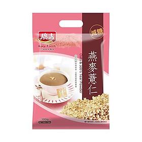 Ý dĩ yến mạch Kugi Foods - gói lớn siêu tiết kiệm (30g*10+2 gói)