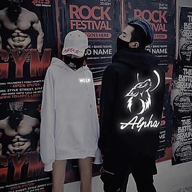 áo khoác Phản quang Sói Alpha